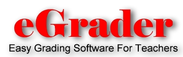 Easy Grader eGrader - Easy Grading Software For Teachers - EZ Grader